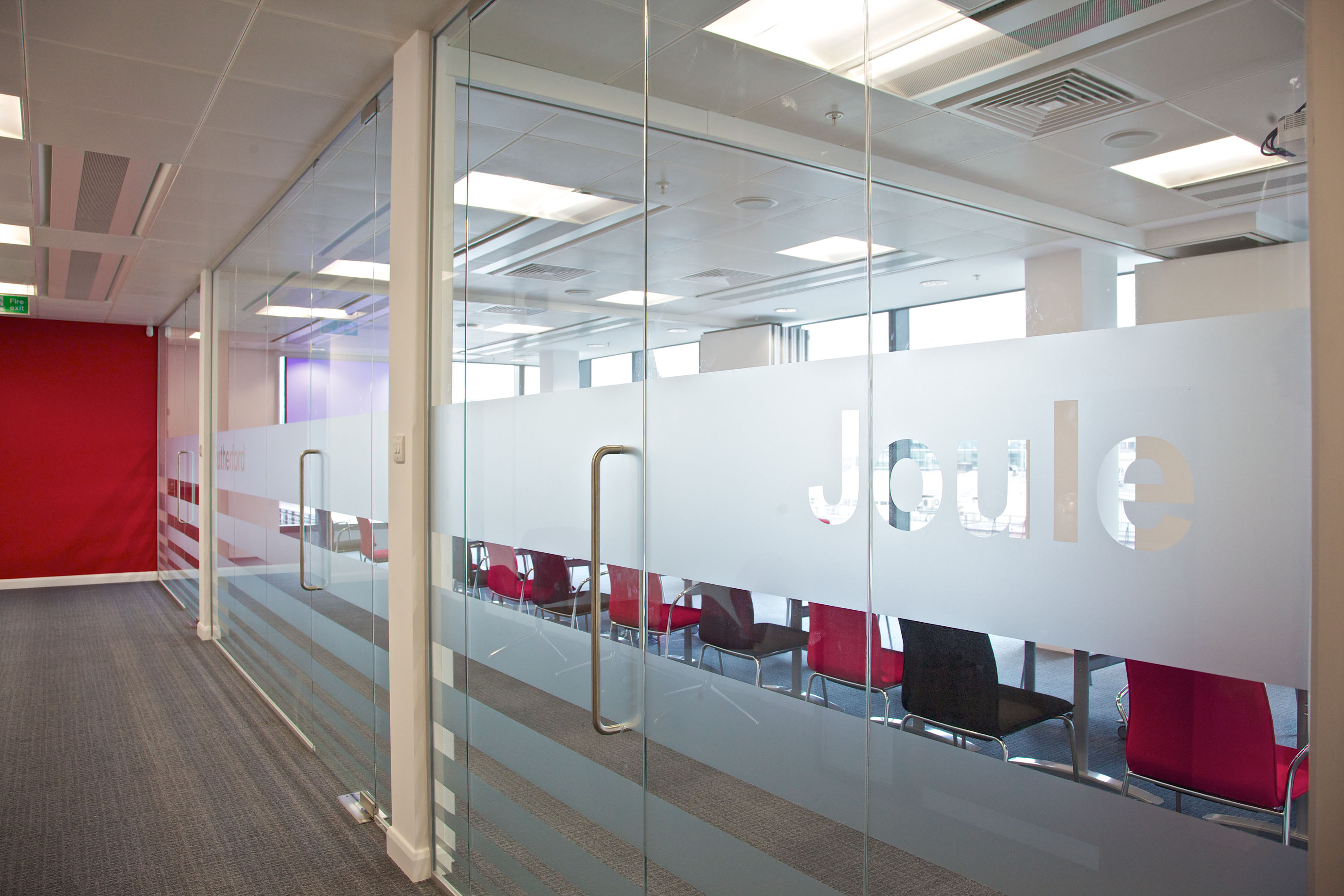 Glass Office Partitions | Big Box Office Interiors  Design Without Limits,  Creativity Guaranteed | Belfast | Ireland Office Interiors